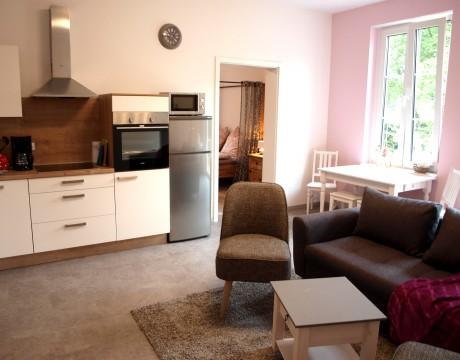 Hagebutte - Wohnküche
