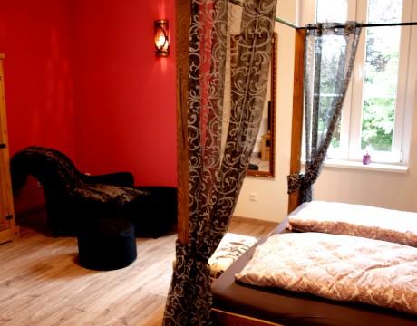 Hagebutte - Schlafzimmer