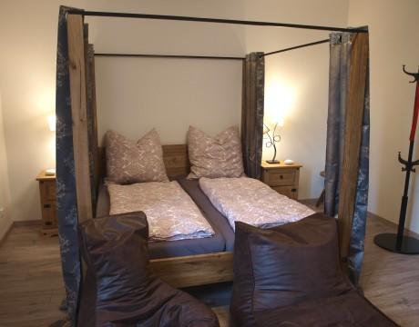 Sommerflieder - Schlafzimmer